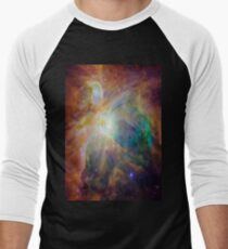 Galaxy Rainbow v2.0 Men's Baseball ¾ T-Shirt