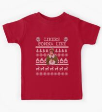 """Buddy the Elf """"Likers Gonna Like"""" Ugly Christmas Sweater Kids Clothes"""