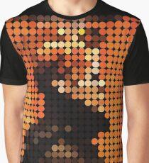 DAVID BOWIE - LOW - DOTS Graphic T-Shirt