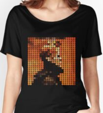 DAVID BOWIE - LOW - DOTS Women's Relaxed Fit T-Shirt