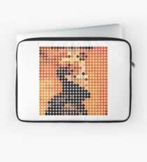 DAVID BOWIE - LOW - DOTS Laptop Sleeve