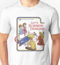 Funny Let's summon demons Tee Shirt T-Shirt