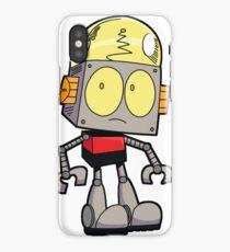 Robot Jones iPhone Case/Skin