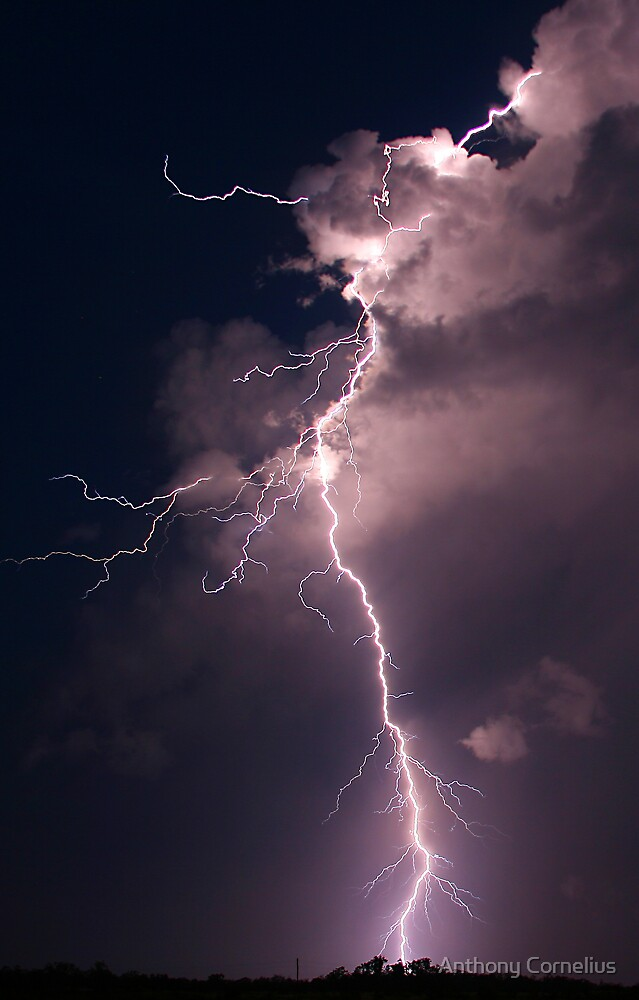 Bundaberg Lightning by Anthony Cornelius