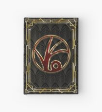 VFD - Great Gatsby Journal Hardcover Journal