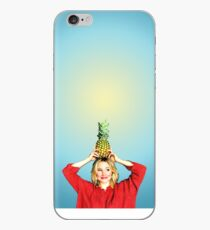 Want to Split a Pineapple?  iPhone Case
