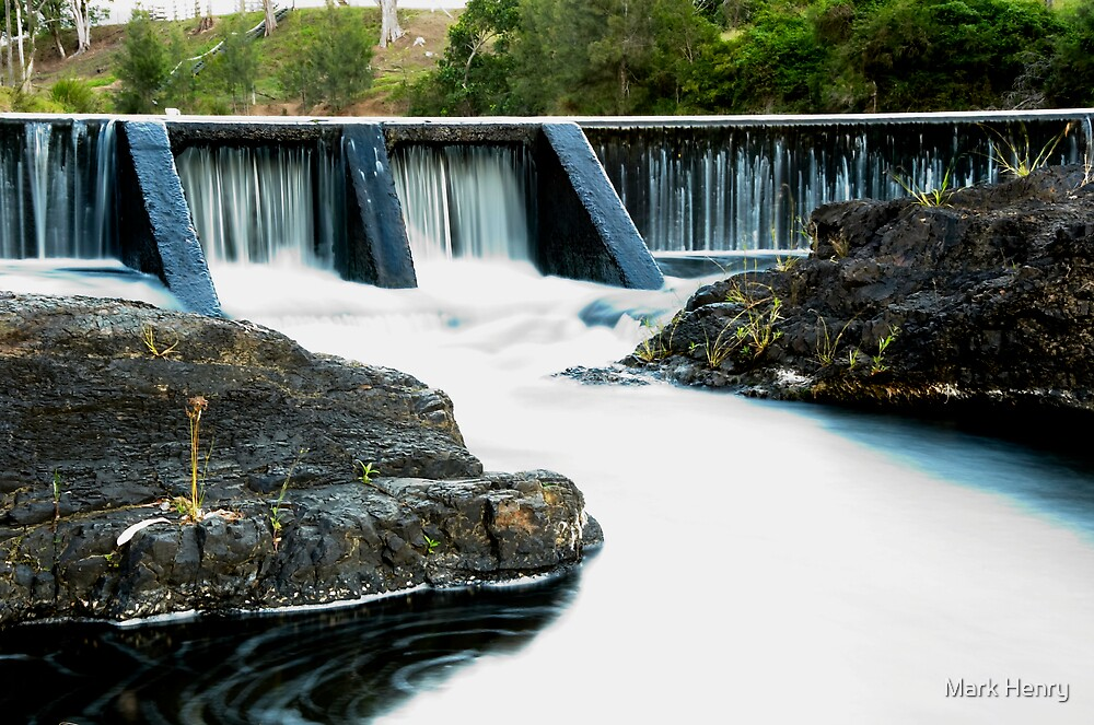 Weir by Mark Henry