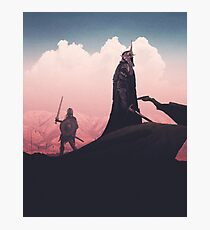 Witch King Photographic Print