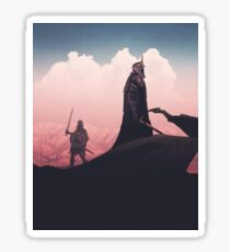 Witch King Sticker