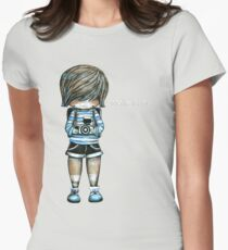 Smile Baby Tee Women's Fitted T-Shirt