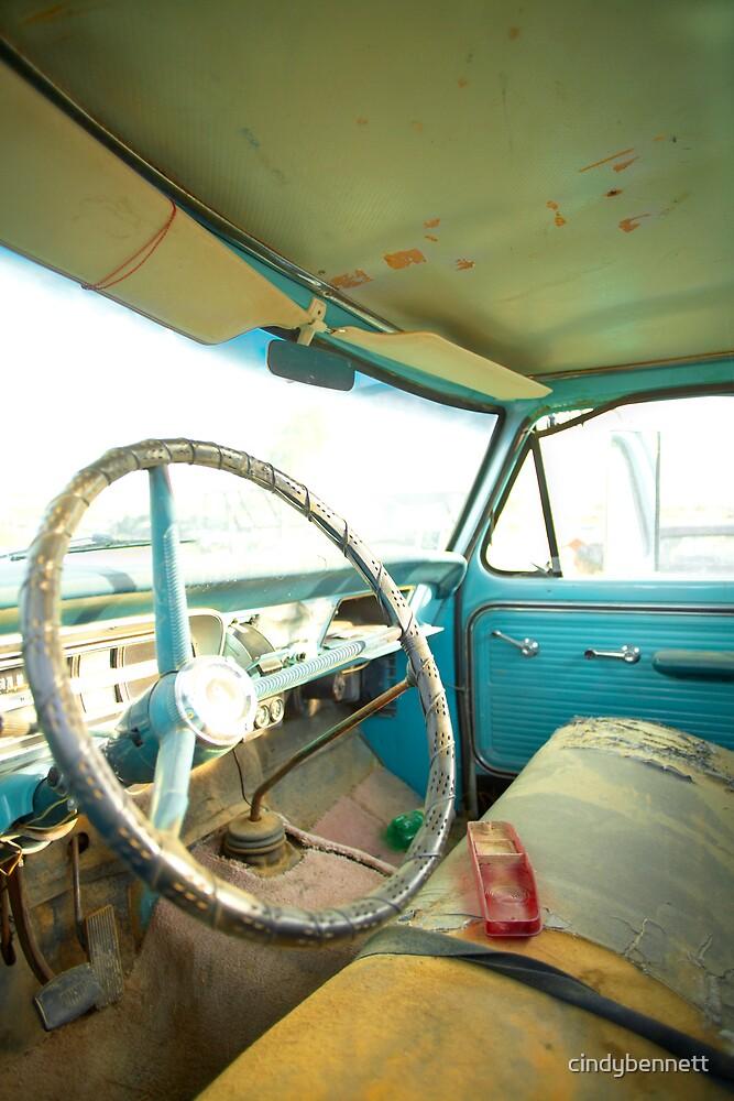 Blue Interior by cindybennett