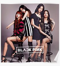 bp blackpink Poster