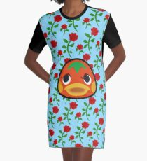 CROISEMENT ANIMAL KETCHUP Robe t-shirt