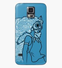 Graphic Princess Mononoke Case/Skin for Samsung Galaxy