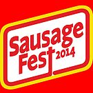Sausagefest 2014 by MomfiaTees
