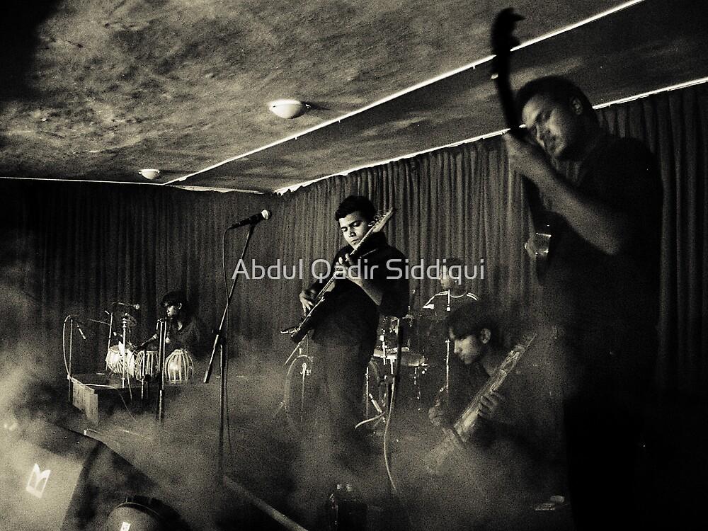 Smoky Gig by Abdul Qadir Siddiqui