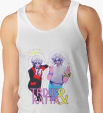 Trixie & Katya show Tank Top