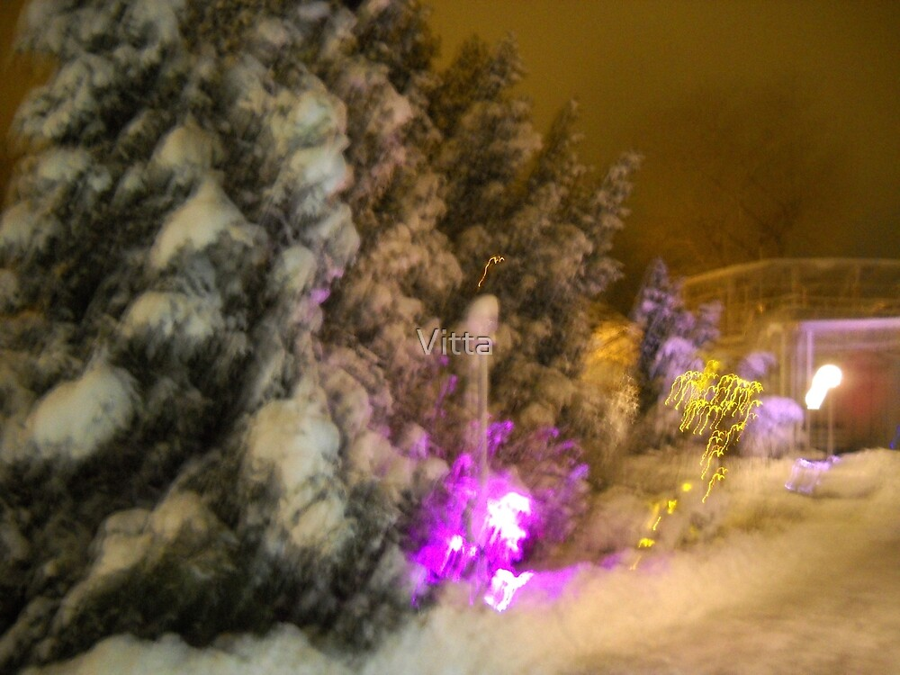 Happy Holidays! by Vitta