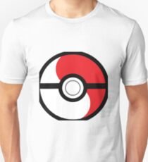 Pokeball Ying-Yang T-Shirt