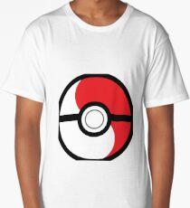 Pokeball Ying-Yang Long T-Shirt
