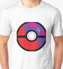 Master Pokeball Ying-Yang T-Shirt
