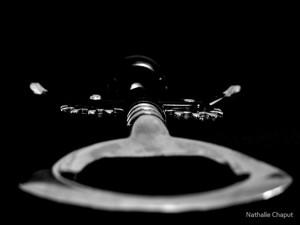 Corkscrew 2 by Nathalie Chaput