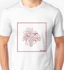 Only Wine in Tuscany. Unisex T-Shirt