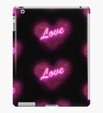 Love in Lights iPad Case/Skin