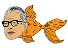 Jeff Goldfish by Ryan Jardine (Pretty Weird)