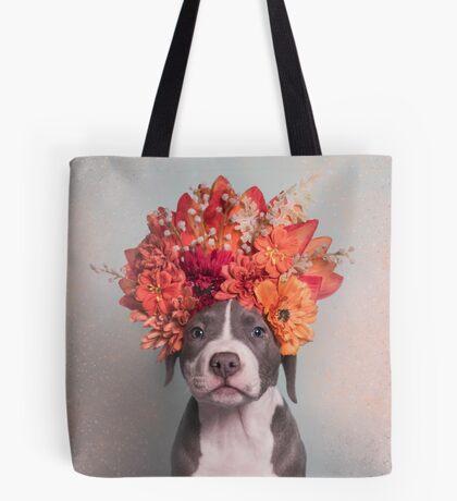 Flower Power, Davy Jones Tote Bag