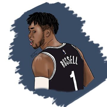 D'Angelo Russell by Ertin