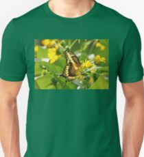 Giant Swallowtail Wings Unisex T-Shirt