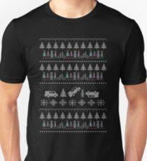 Stranger things Christmas T-Shirt