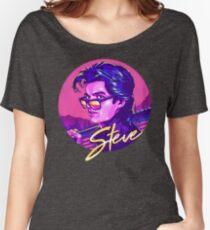 Stranger Things Steve Harrington Women's Relaxed Fit T-Shirt