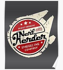 Nerf Herder Poster