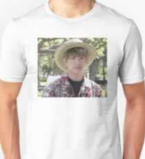 Puffy Jungkook in Hawaii Slim Fit T-Shirt