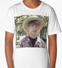 Puffy Jungkook in Hawaii Long T-Shirt