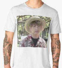 Puffy Jungkook in Hawaii Men's Premium T-Shirt