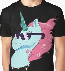 Rad Magic Pony Head Graphic T-Shirt