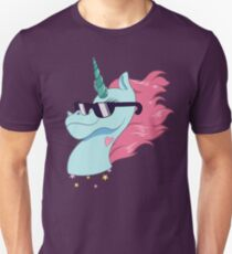 Rad Magic Pony Head T-Shirt