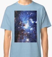 Blue Galaxy 3.0 Classic T-Shirt