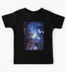 Blue Galaxy 3.0 Kids Tee