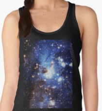 Blue Galaxy 3.0 Women's Tank Top