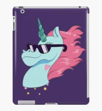 Rad Magic Pony Head iPad Case/Skin