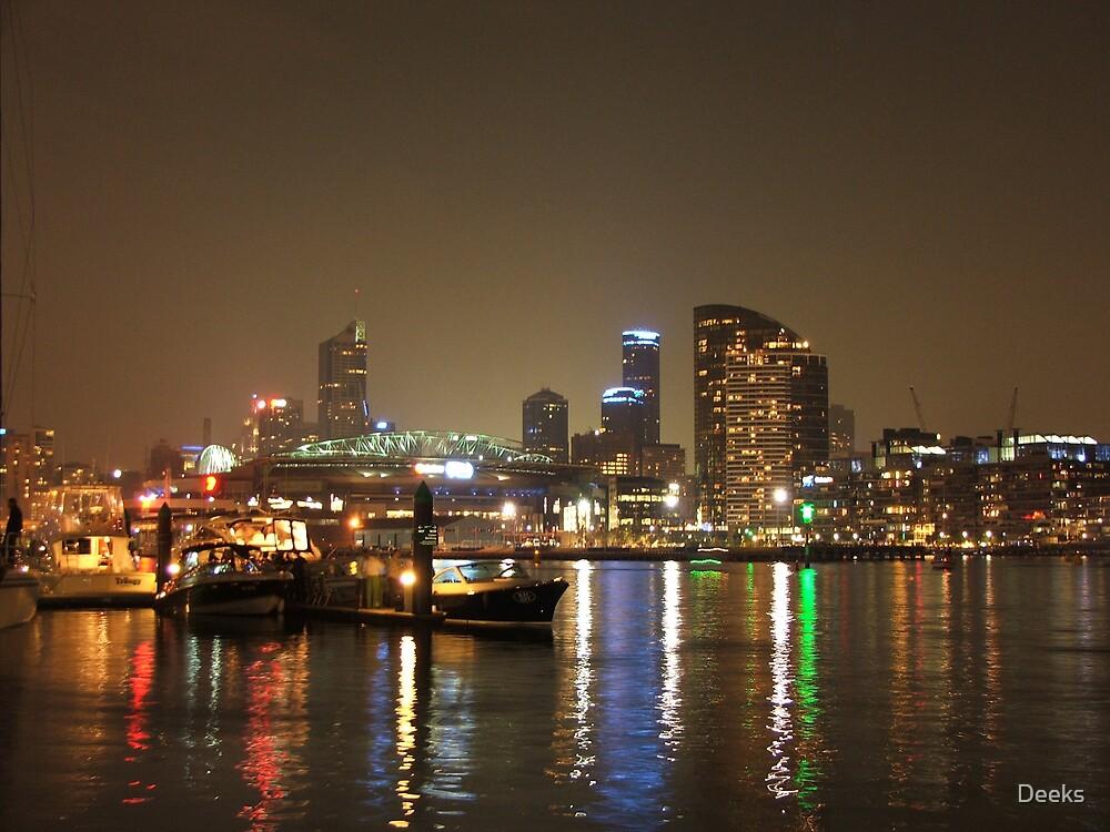 Melbourne by Deeks