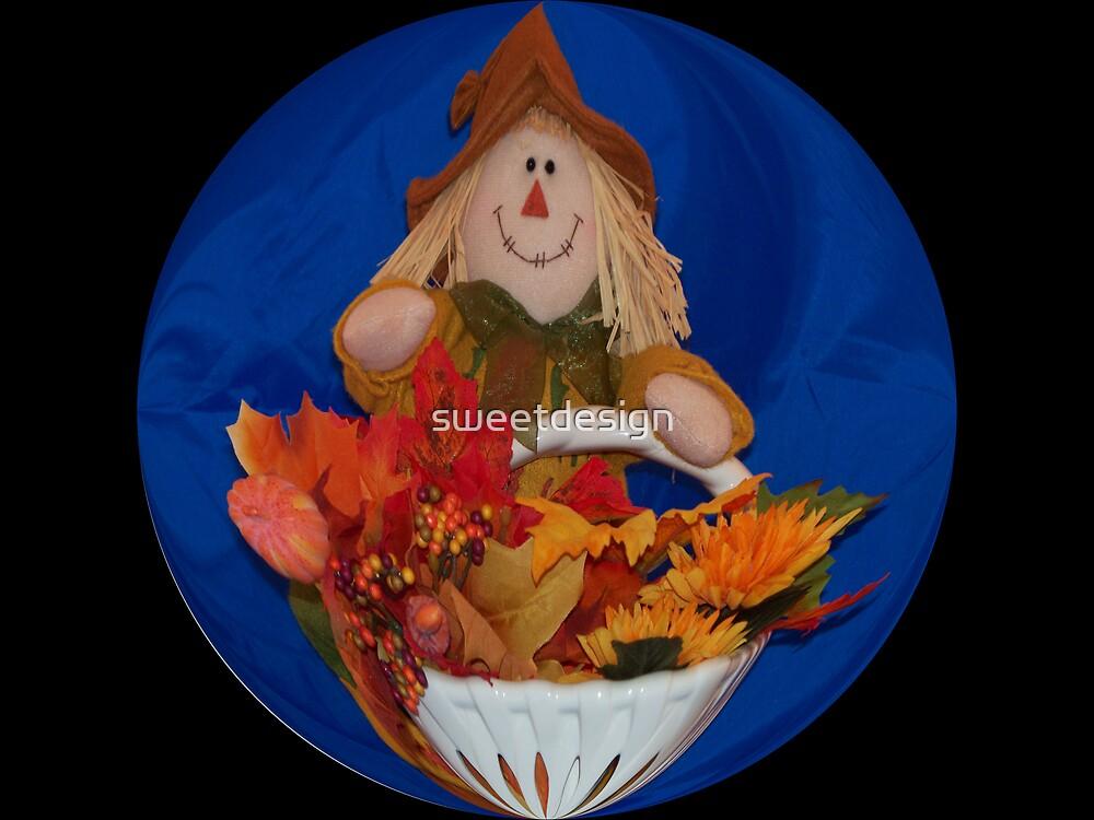 Scarecrow Fun by sweetdesign