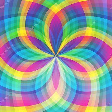 Rainbow Swirl by SaraJane28