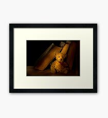 Teddy '36 Framed Print