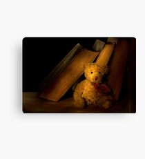 Teddy '36 Canvas Print