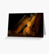 Teddy '36 Greeting Card